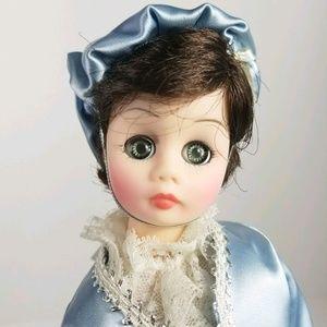 Vtg Madame Alexander Blue Boy 12 Inch Doll 1976